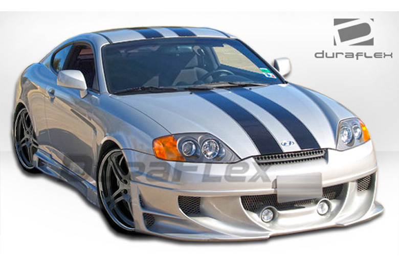 2004 Hyundai Tiburon Duraflex Racer Body Kit