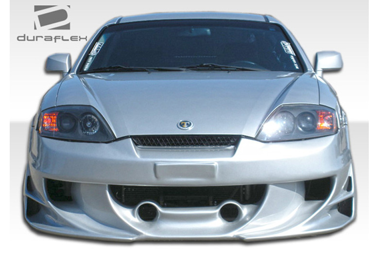 2004 Hyundai Tiburon Duraflex Racer Front Lip (Add On)
