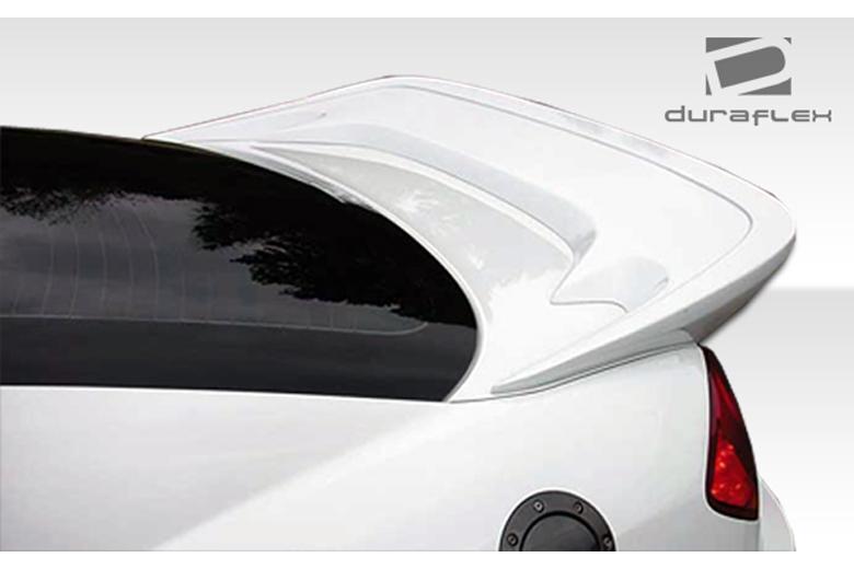 2005 Hyundai Tiburon Duraflex Racer Spoiler