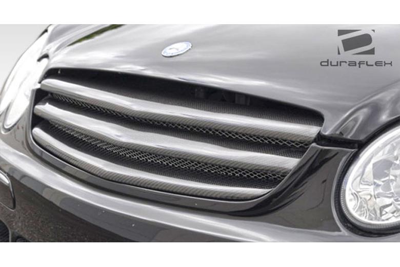 2008 Mercedes CLK-Class Duraflex Morello Edition Grill