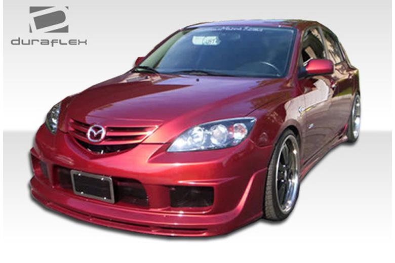 2008 Mazda Mazda 3 Duraflex K-1 Body Kit
