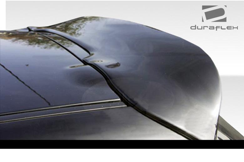 2009 Mazda Mazda 3 Duraflex Raven Spoiler