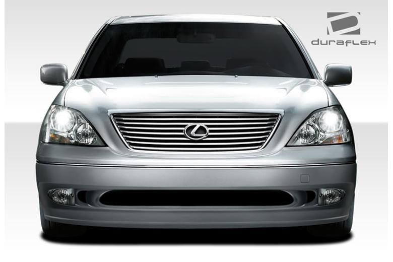 2006 Lexus LS Duraflex VIP Bumper (Front)