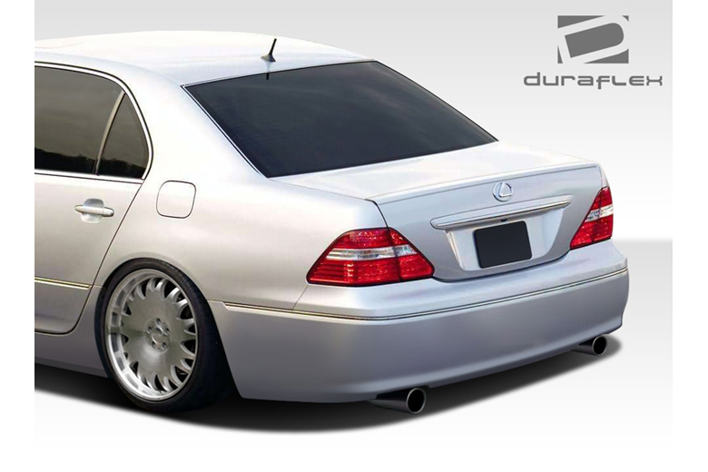 2006 Lexus LS Duraflex VIP Bumper (Rear)