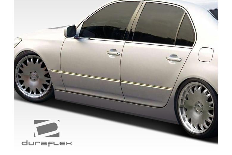 2006 Lexus LS Duraflex VIP Sideskirts
