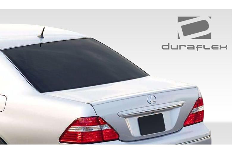2004 Lexus LS Duraflex VIP Spoiler