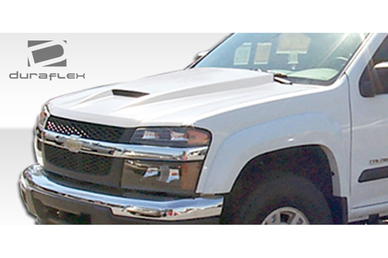 2008 GMC Canyon Duraflex Ram Air Hood