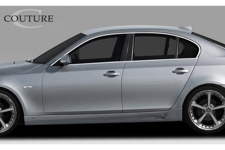 2009 BMW 5-Series Couture AC-S Sideskirts