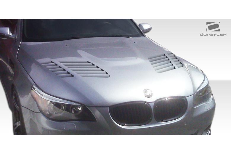 2008 BMW 5-Series Duraflex GT-R Hood