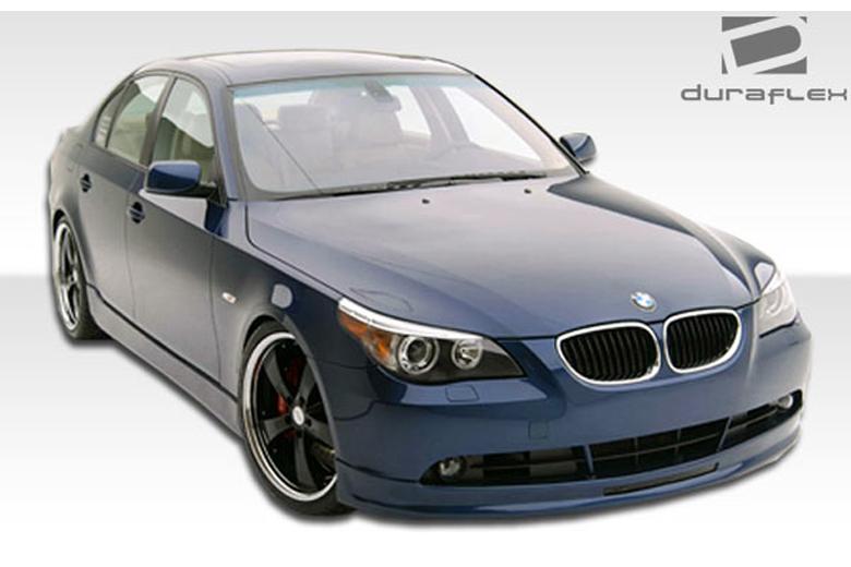 2007 BMW 5-Series Extreme Dimensions Zenetti Body Kit