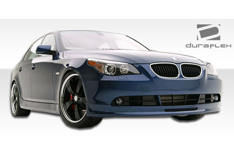 2007 BMW 5-Series Extreme Dimensions Zenetti Front Lip (Add On)