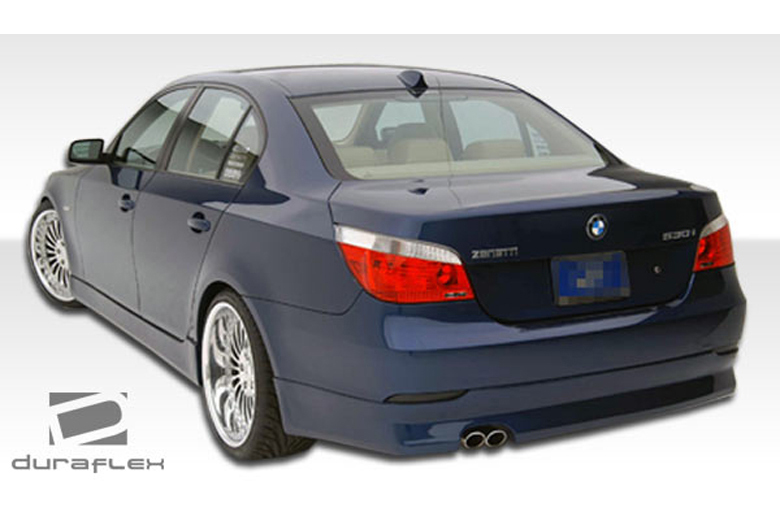 2007 BMW 5-Series Extreme Dimensions Zenetti Rear Lip (Add On)