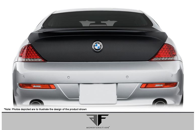 2010 BMW 6-Series Aero Function AF-1 Trunk / Hatch