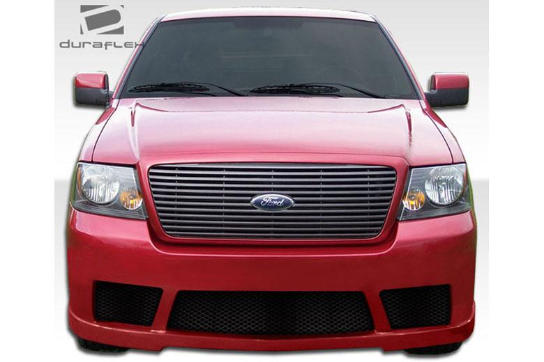 2006 Ford F-150 Duraflex Platinum 2 Bumper (Front)