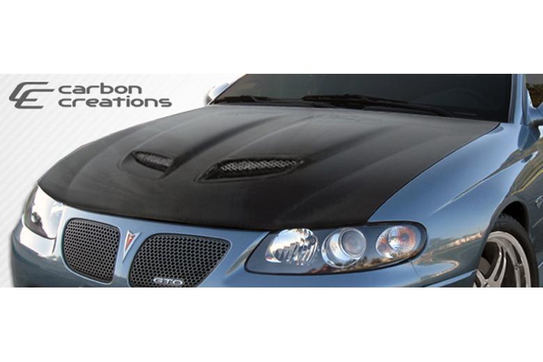 2006 Pontiac GTO Carbon Creations CV8-Z Hood