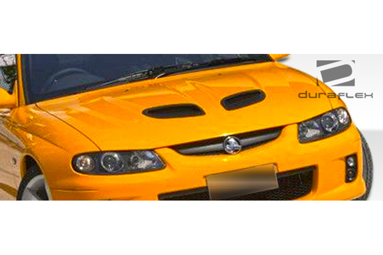 duraflex pontiac gto 2004 2006 cv8 z hood. Black Bedroom Furniture Sets. Home Design Ideas
