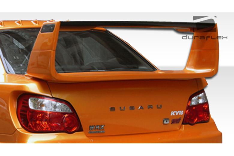 2007 Subaru Impreza Duraflex C-GT Spoiler