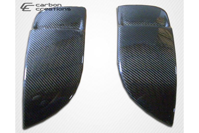 2005 Subaru WRX Carbon Creations Fog Light Covers