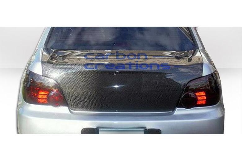 2007 Subaru WRX Carbon Creations Trunk / Hatch