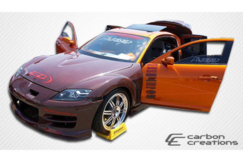 2005 Mazda RX-8 Carbon Creations GT Competition Body Kit