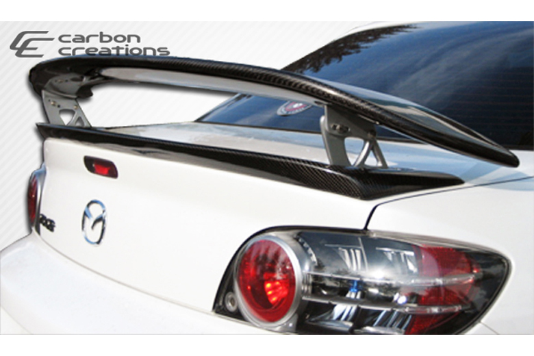 2005 Mazda RX-8 Carbon Creations M-1 Spoiler