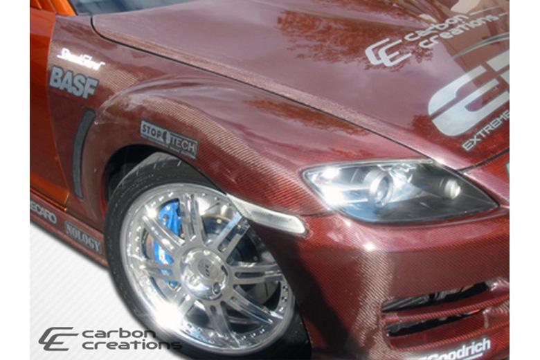 2005 Mazda RX-8 Carbon Creations Fender