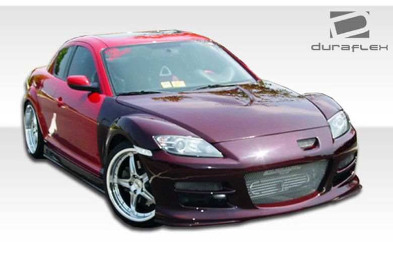 2006 Mazda RX-8 Duraflex GT Competition Body Kit