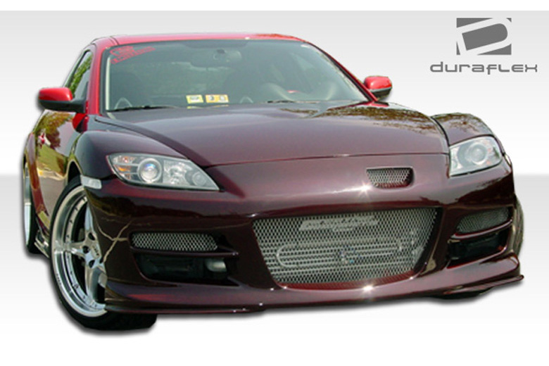 2005 Mazda RX-8 Duraflex GT Competition Bumper (Front)