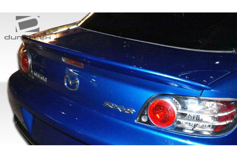 2011 Mazda RX-8 Duraflex I-Spec Spoiler