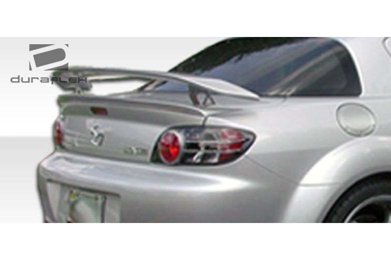 2011 Mazda RX-8 Duraflex M-1 Spoiler