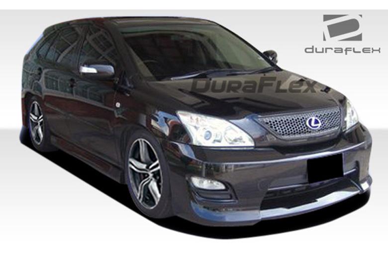 2007 Lexus RX Duraflex Platinum Bumper (Front)