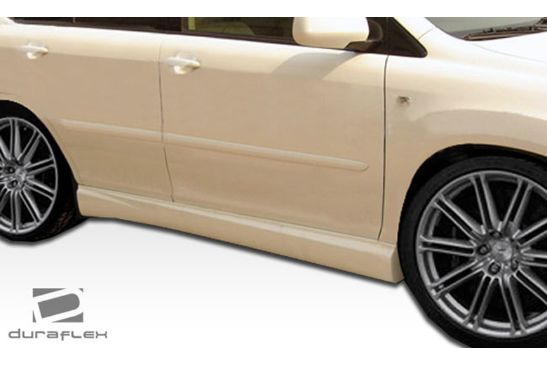 2007 Lexus RX Duraflex W-1 Sideskirts