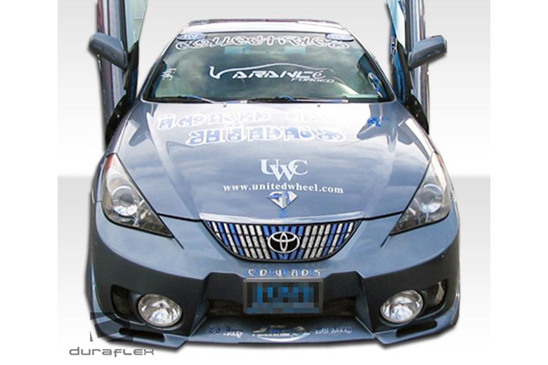 2007 Toyota Solara Duraflex Evo 5 Bumper (Front)