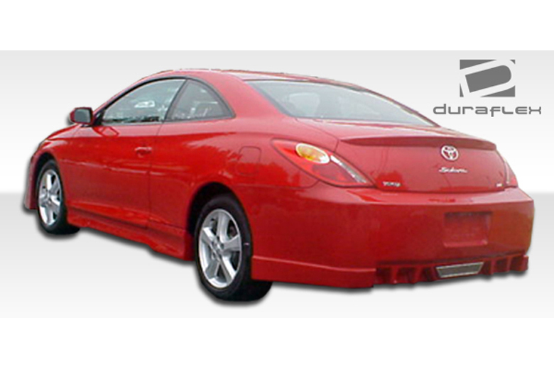 2007 Toyota Solara Duraflex Evo 5 Bumper (Rear)