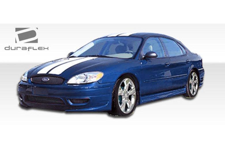 2004 Ford Taurus Duraflex Racer Front Lip (Add On)