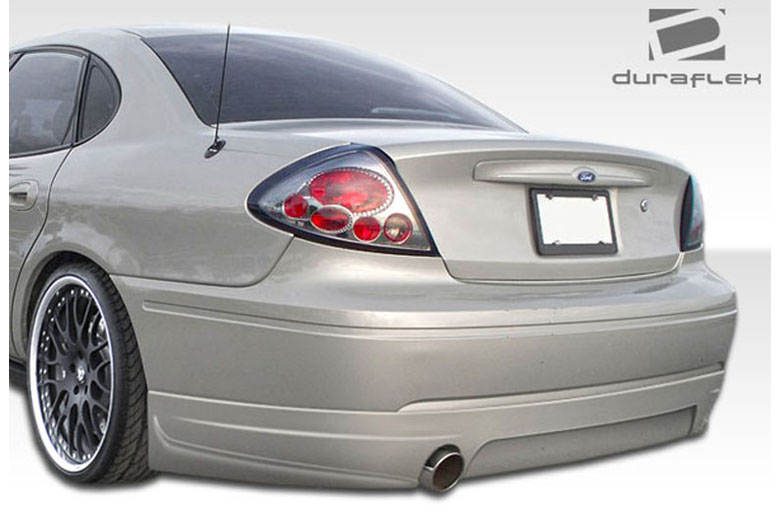 2004 Ford Taurus Duraflex Racer Rear Lip (Add On)