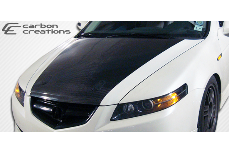 2008 Acura TL Carbon Creations Hood