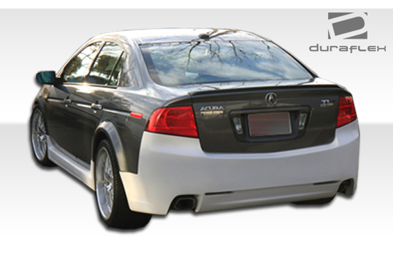 2004 Acura TL Duraflex K-1 Bumper (Rear)