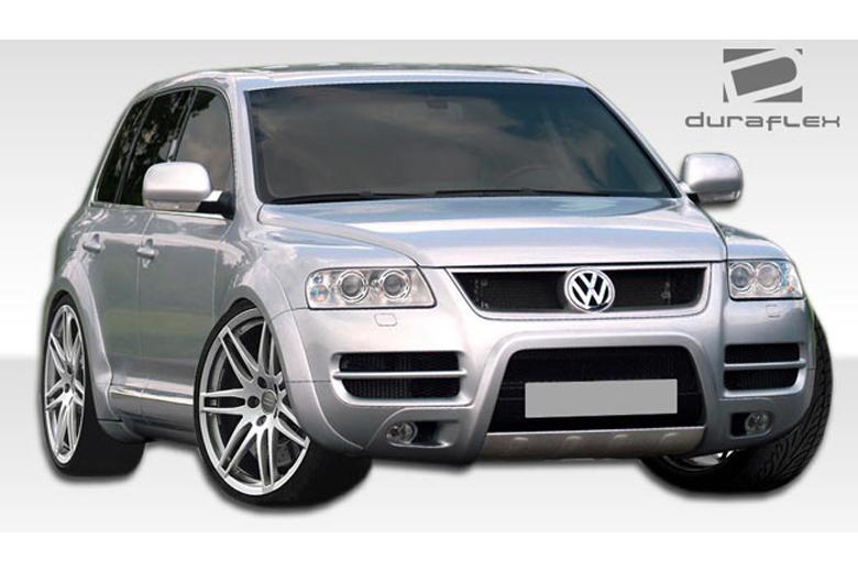 2004 Volkswagen Touareg Duraflex CR-C Body Kit