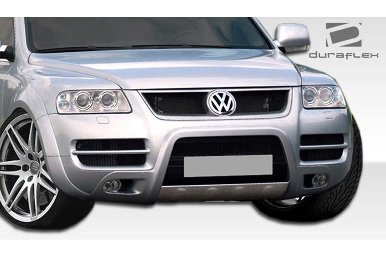 2004 Volkswagen Touareg Duraflex CR-C Front Lip (Add On)