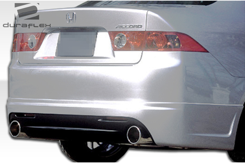 2008 Acura TSX Duraflex K-1 Rear Lip (Add On)