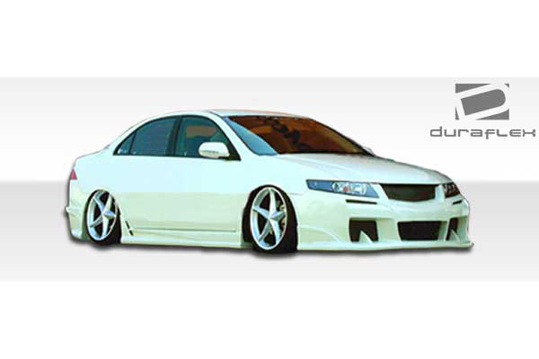 2008 Acura TSX Duraflex Raven Body Kit