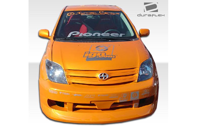 2004 Scion xA Duraflex FAB Bumper (Front)