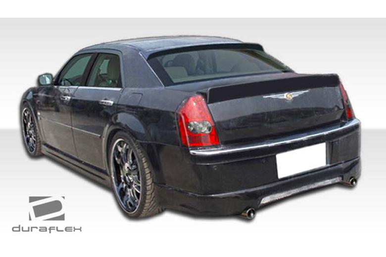 2009 Chrysler 300C Duraflex Brizio Rear Lip (Add On)