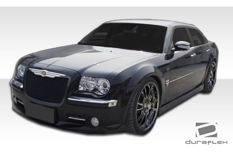 2009 Chrysler 300C Duraflex Brizio Body Kit