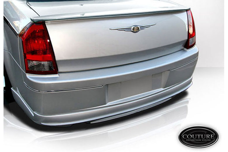 2008 Chrysler 300 Couture Executive Rear Lip (Add On)