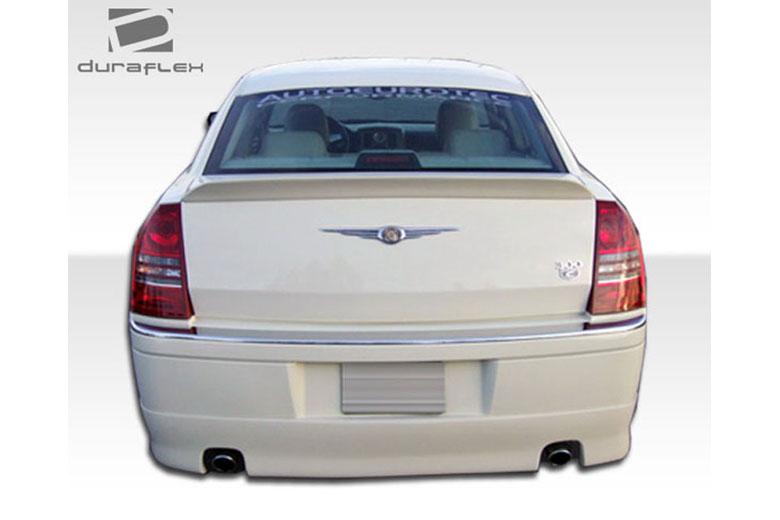2006 Chrysler 300C Duraflex Elegante Spoiler