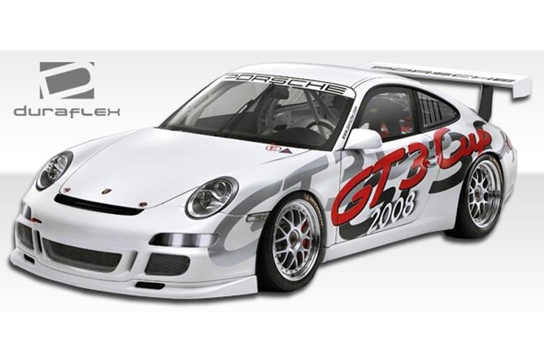 2007 Porsche 911 Duraflex Cup Car Body Kit
