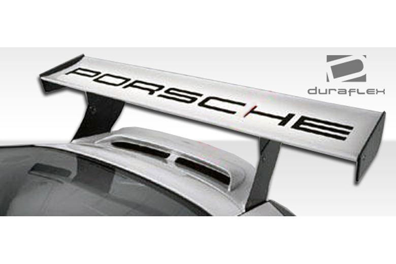 2007 Porsche 911 Duraflex Cup Car Trunk / Hatch