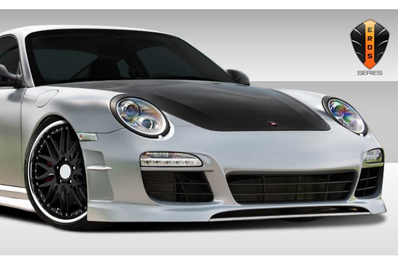 2009 Porsche 911 Duraflex Eros Version 2 Bumper (Front)